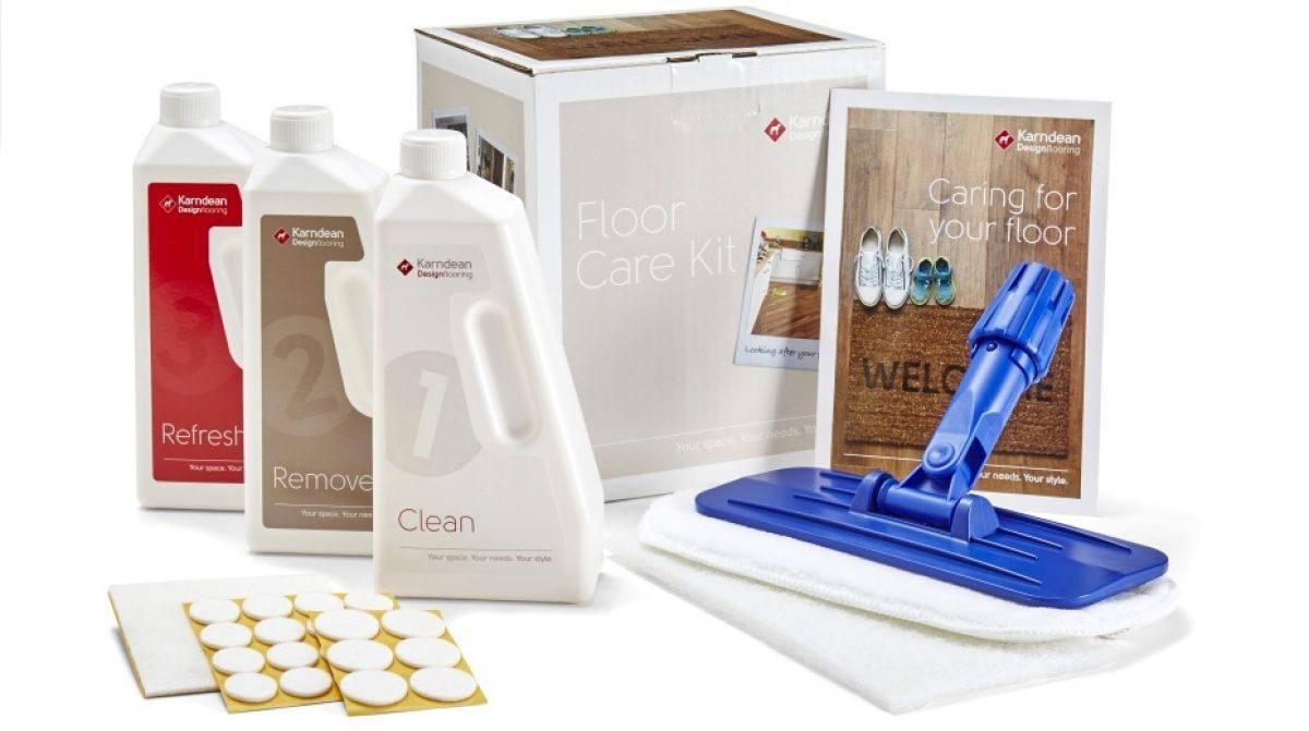 US Clean Floor Care Kit