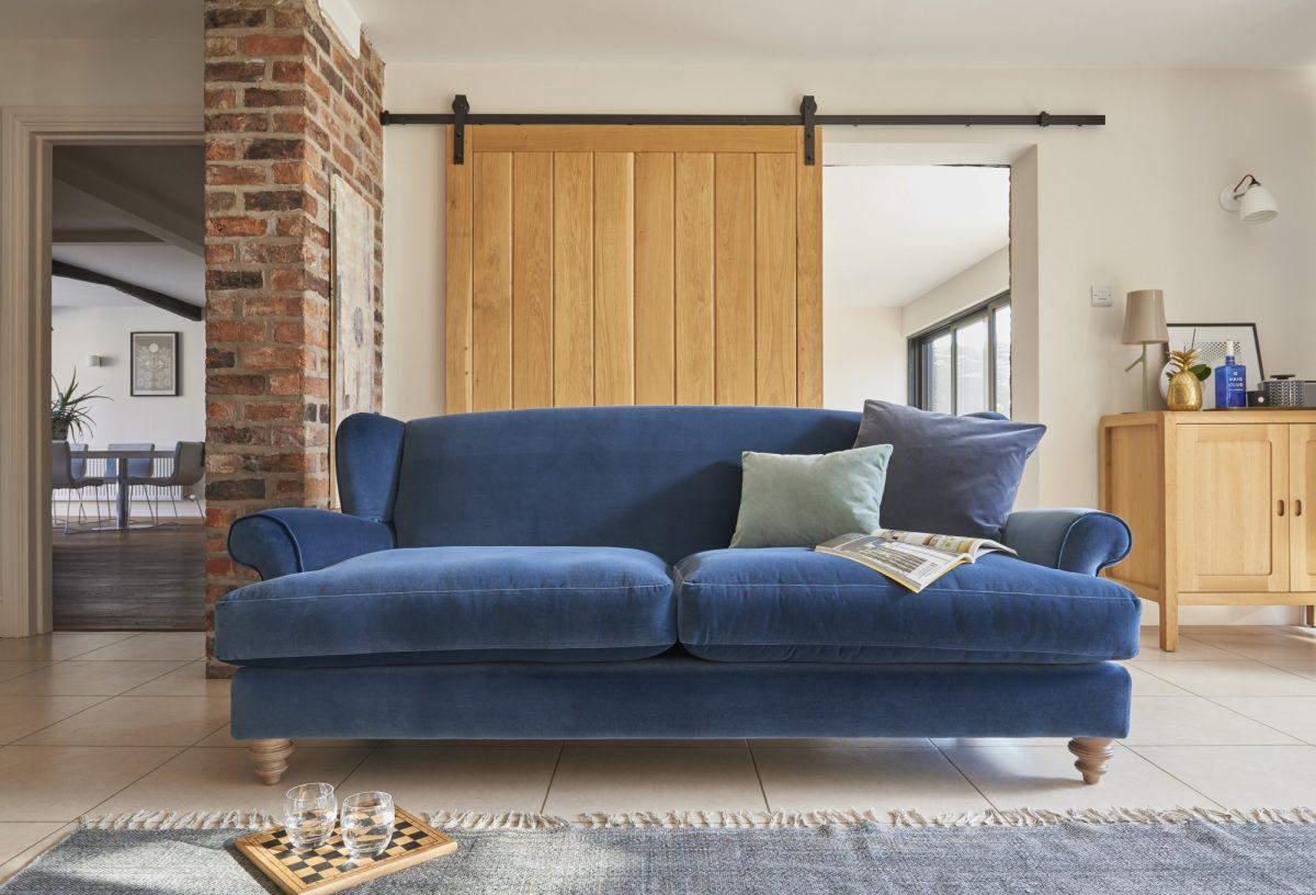 Zaffer Grand sofa