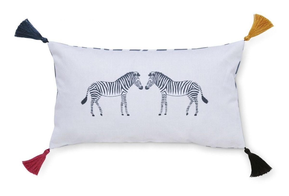 Zebra Cushion 30x50 1