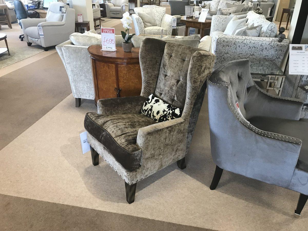 Ashley Manor Chair