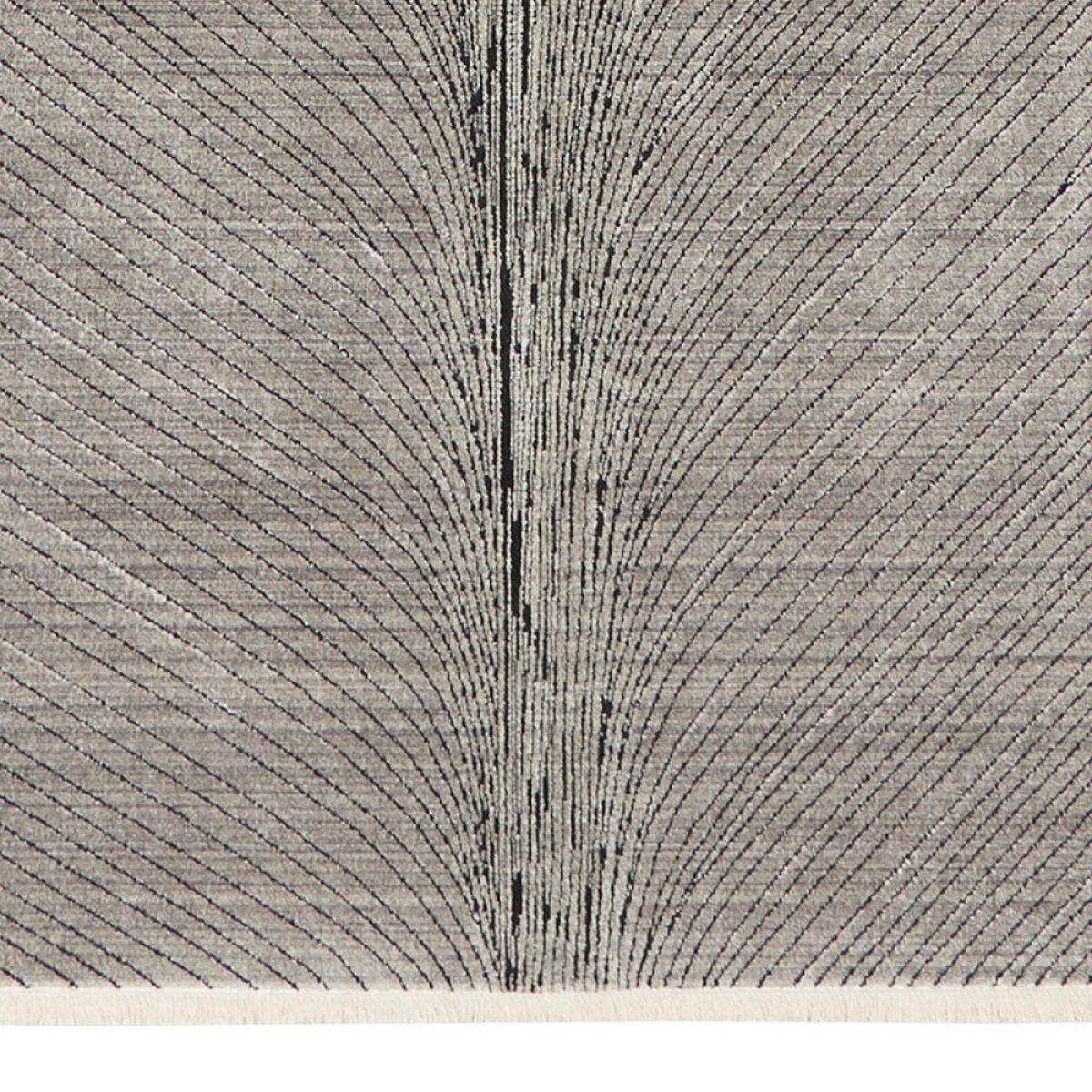 Balian rug silver grey 305x244cm 707851