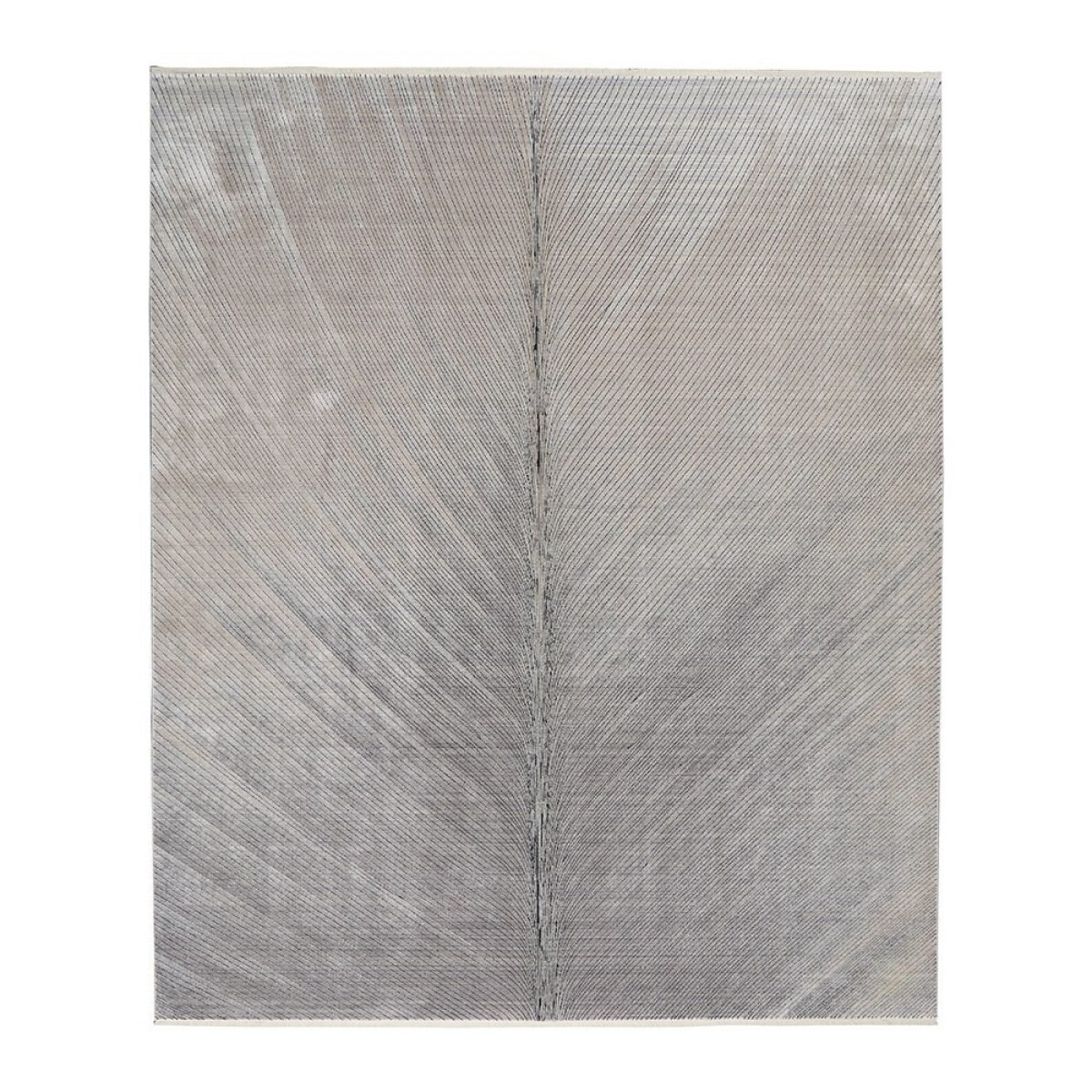 Balian rug silver grey 305x244cm 980194