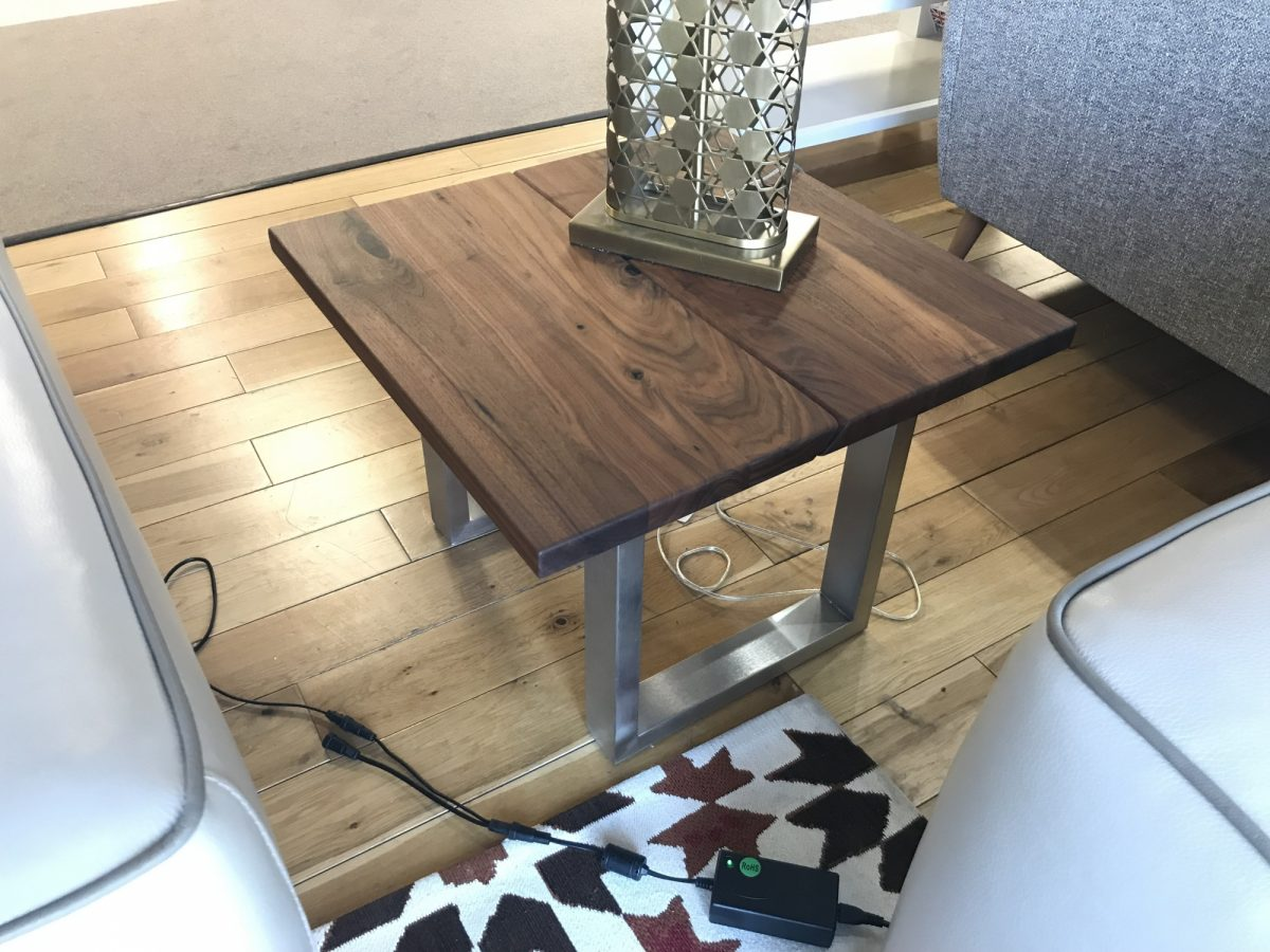 Fargo Lamp Table