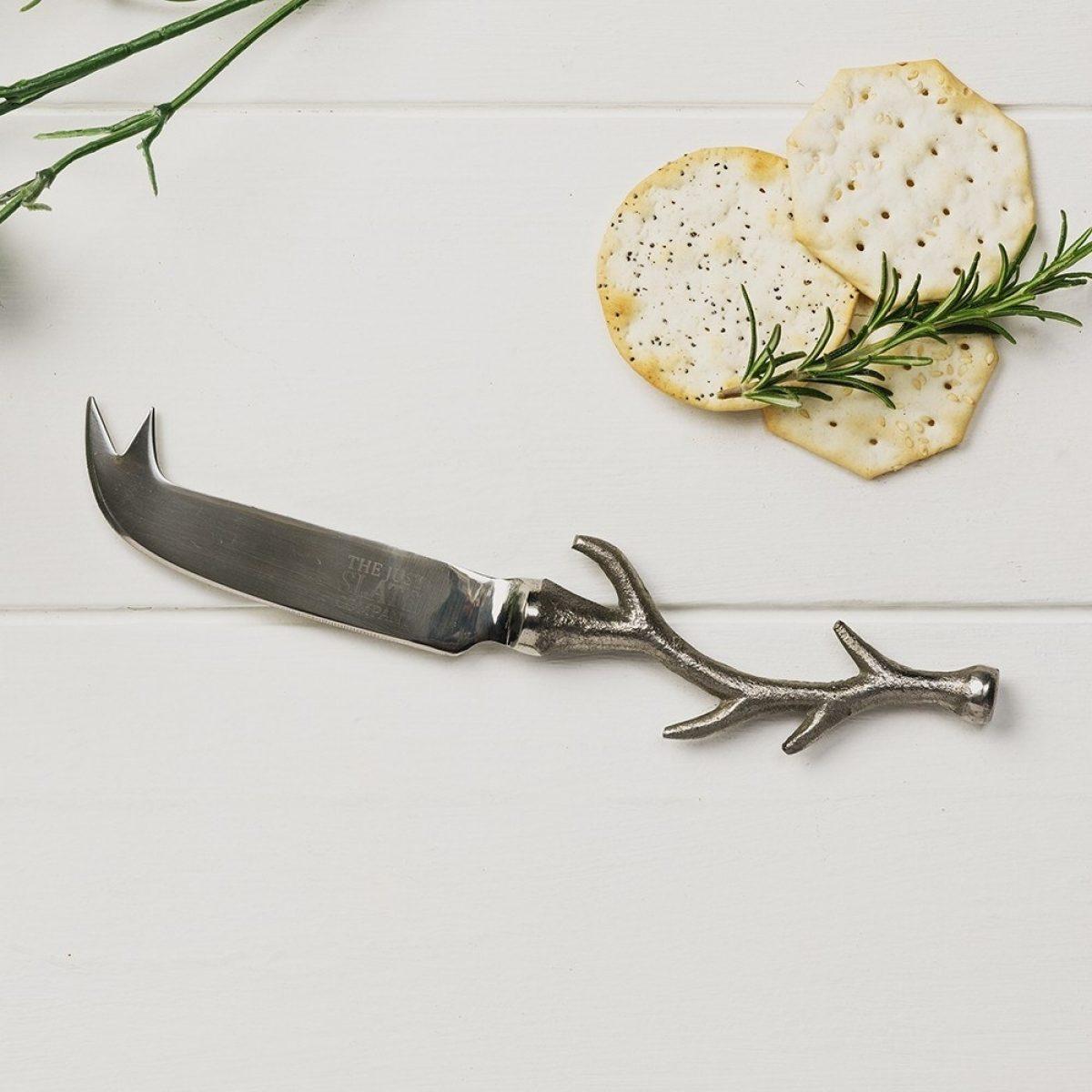 Jscksb stag antler cheese knife 1