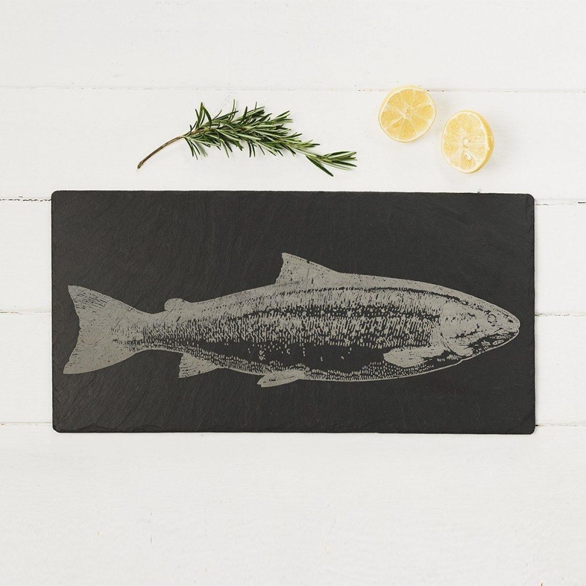 Jstrs salmon slate table runner 1