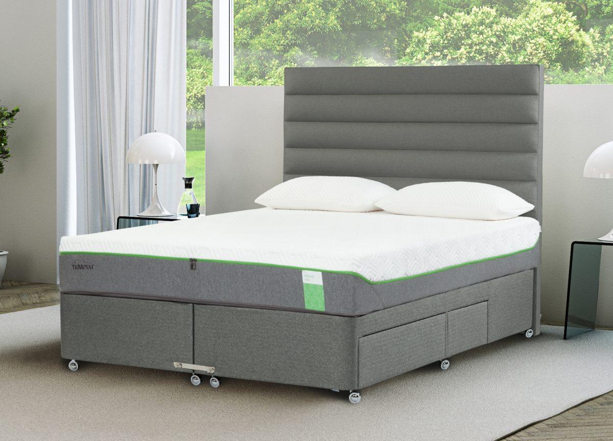 Moulton divan panelled hb lifestyle colour