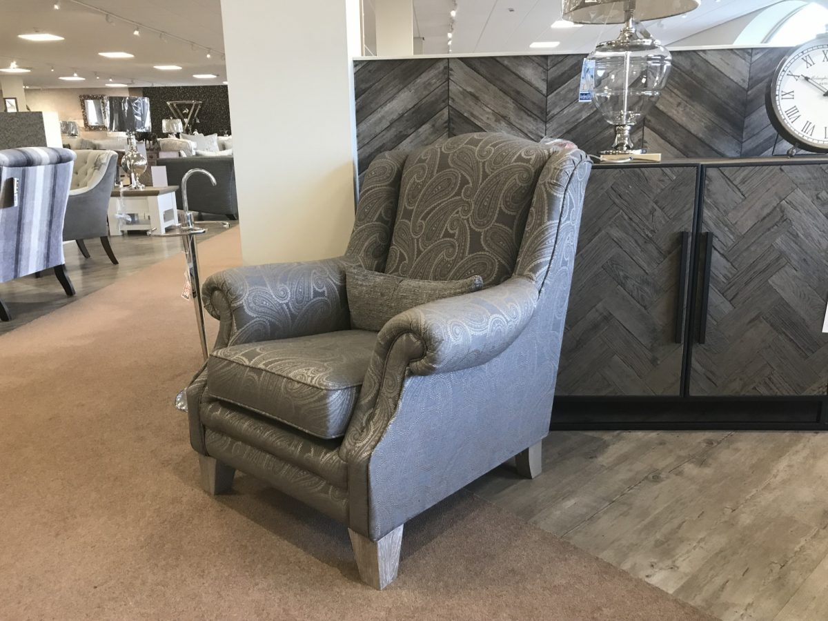 Newstone Chair