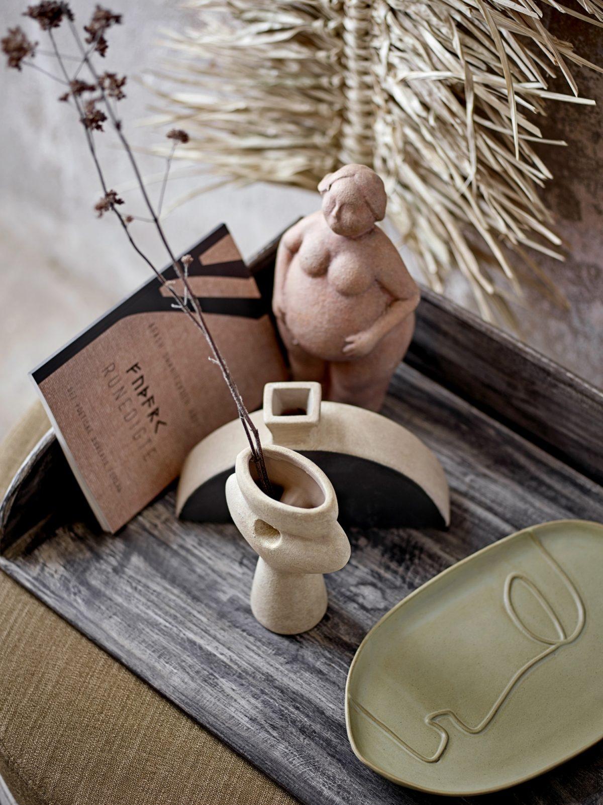 Terracotta vase 1 1