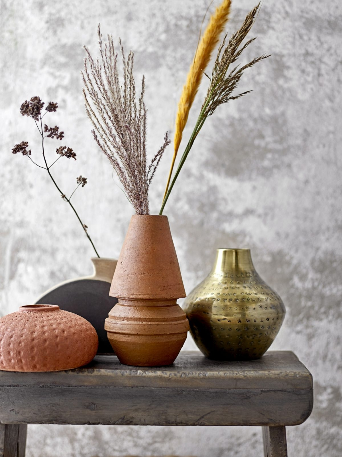 Terracotta vase 1 4