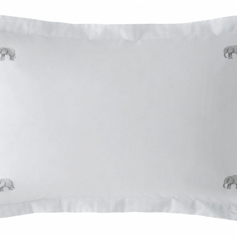Elephant Pillowcase Cut Out