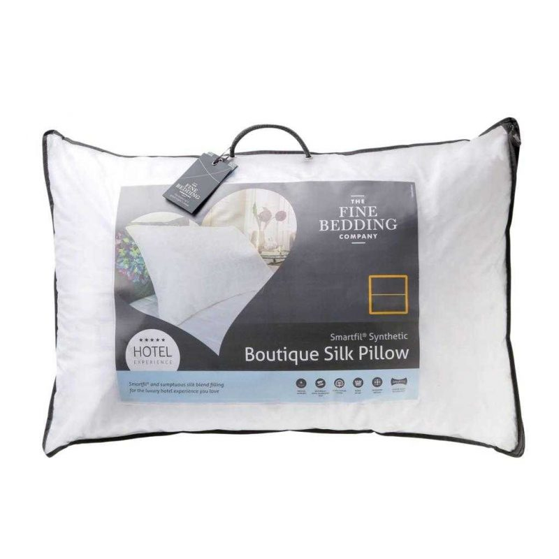 Fine Bedding Boutique Silk Pillow Packed 1024x1024