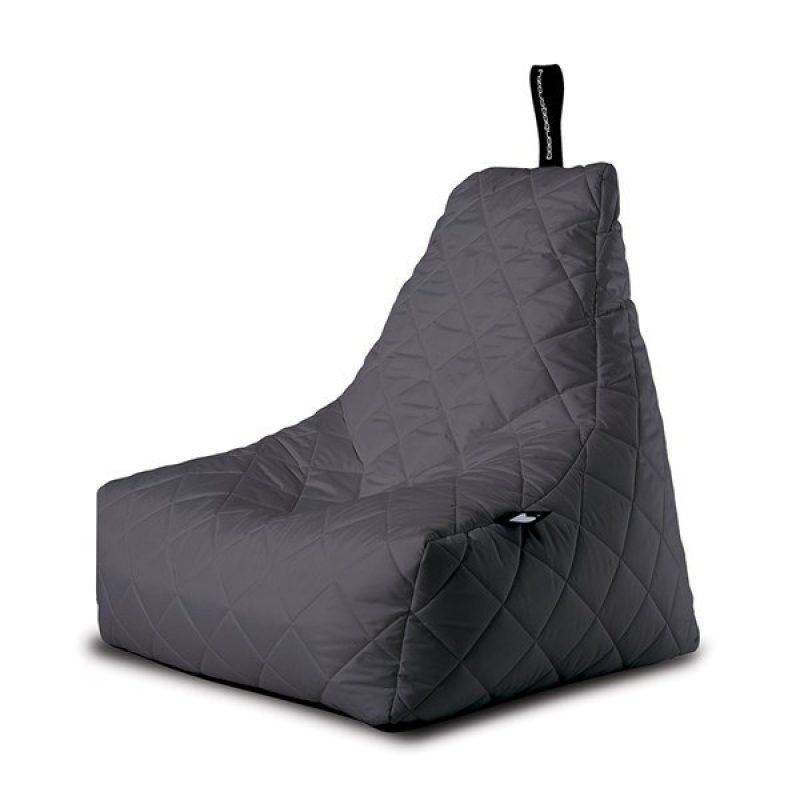 Grey Mighty Quilt