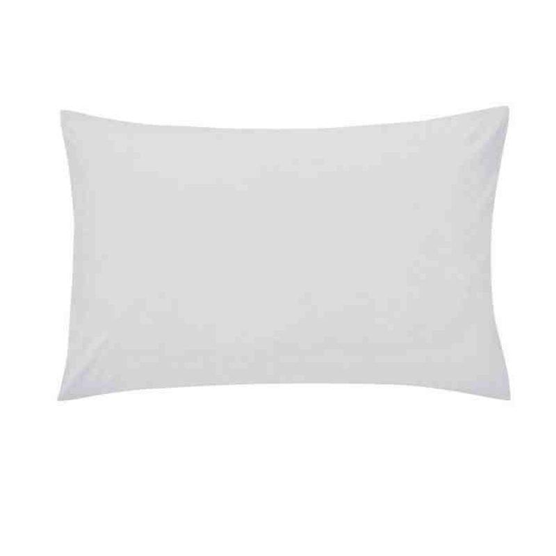 Helena Springfield Oxford Pillowcase Silver