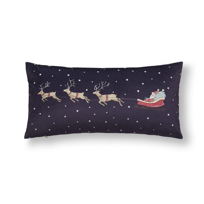 Home For Christmas Cushion email