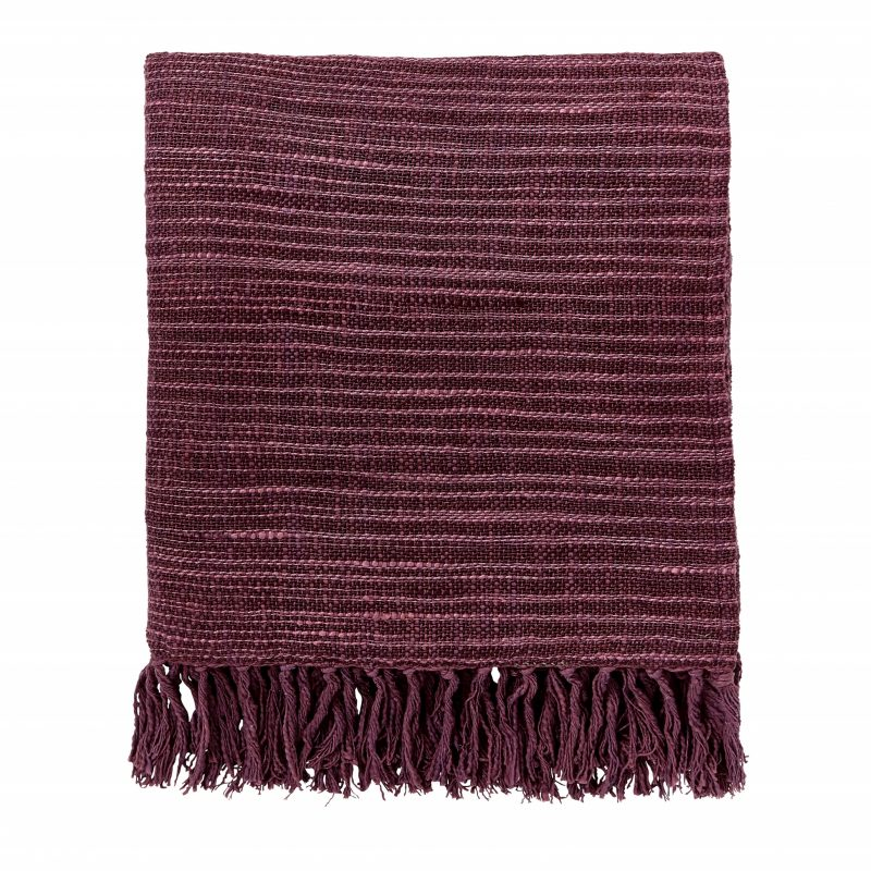MORRIS Seasons By May knitted throw co