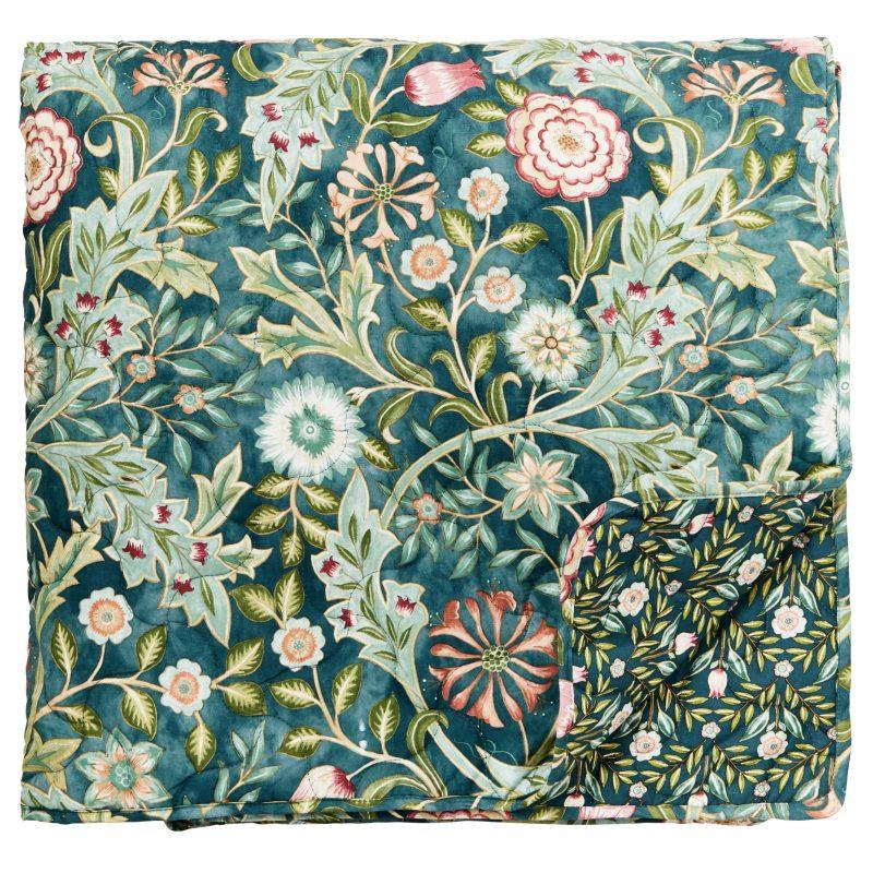 MORRIS Wilhelmina quilted bedspread co