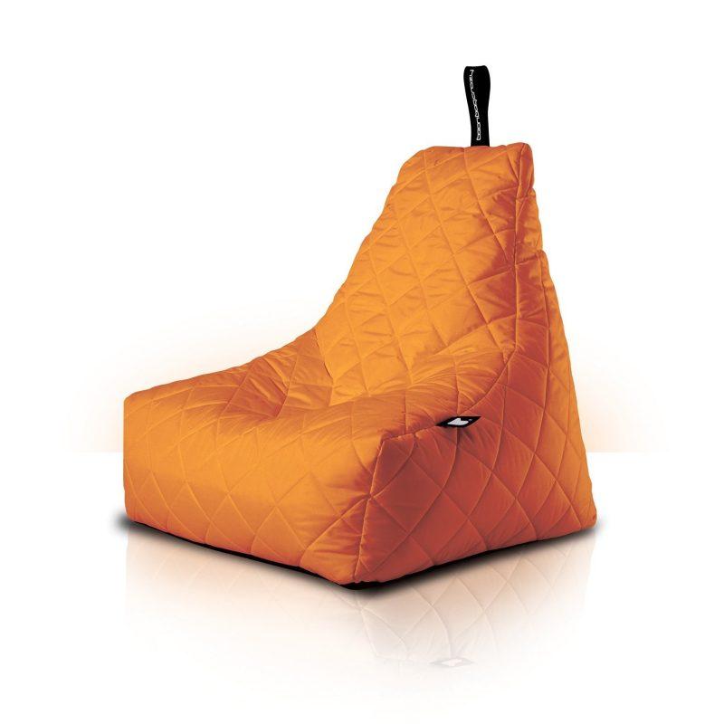Orange Mighty Quilt