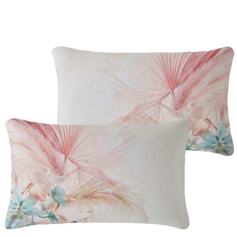 Serendipity standard pillowcase pair
