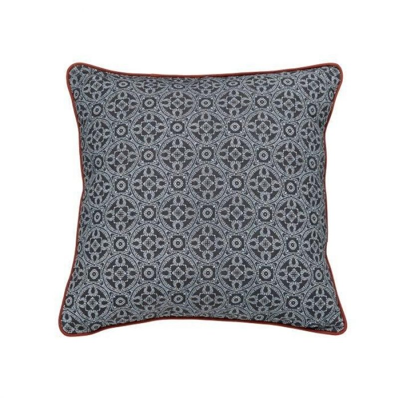Bedeck of belfast cadenza grey cushion front cut out