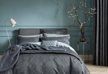 BEDECK OF BELFAST Allegro Midnight main bed hr