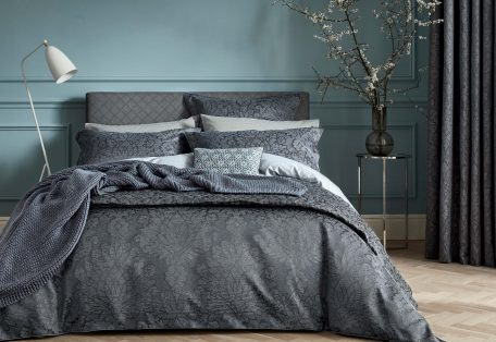 BEDECK OF BELFAST Allegro Midnight main bed lr