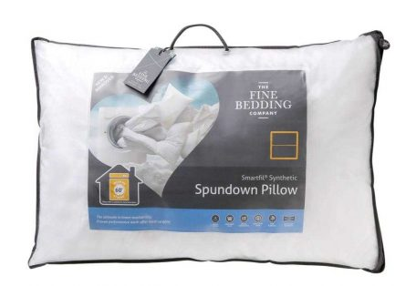 Fine Bedding Spundown Pillow Packed 1024x1024
