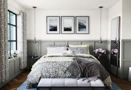 HS MODA Anise main bed LR