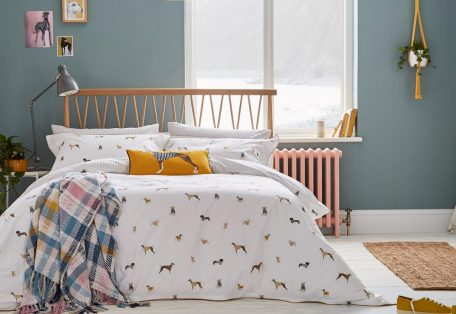 JOULES Harbour Dogs main bed LR