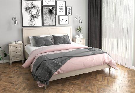 Marseille bedroom shot