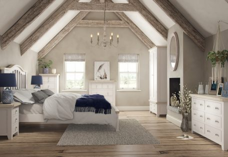 Painted Bedroom lifestyle
