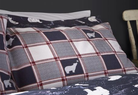 Polar Bear Pillowcase Cameo For Email