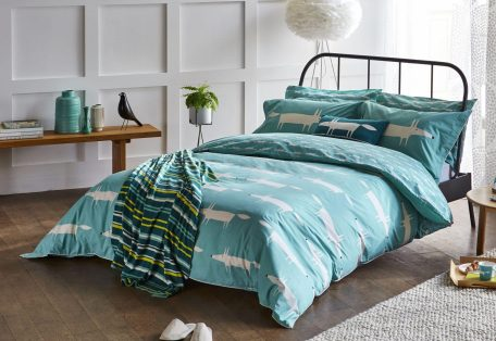 SCION MR FOX TEAL main bed LR