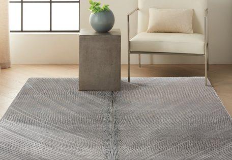 Balian rug silver grey 305x244cm 308482