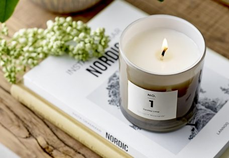 Parsley lime candle 2