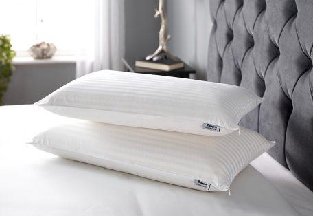 Relyon superior comfort deep latex pillow room