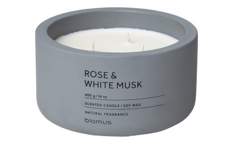 Rose and white musk 400g