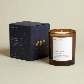 Fireside embers candle